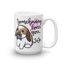 JoJo Somebunny Loves You Mug
