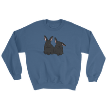 Two Black Bunnies Sweatshirt