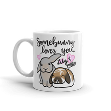 Lily and Ollie Lop Mug