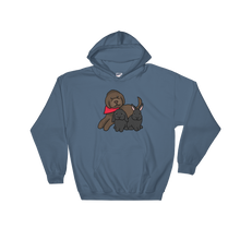 Theo Luna and Pup Hooded Sweatshirt