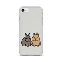 Mookie And Simba iPhone Case