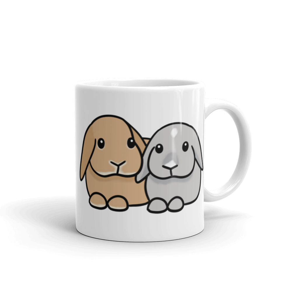 Phoebe and Apollo Mug