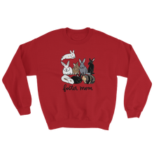 Foster Mom 8 Bunnies Sweatshirt