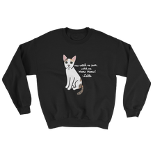 Latte the Kitty Sweatshirt