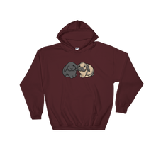 Peaches and Floyd Hooded Sweatshirt