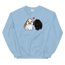 Oggy and Bouboule Unisex Sweatshirt