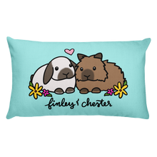Finley and Chester Rectangular Pillow