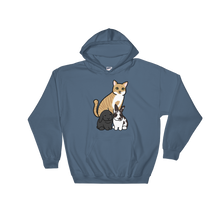 Pepper Alice and Molly Hooded Sweatshirt