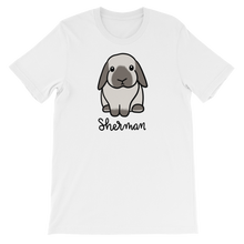 Sherman The Lop Unisex T-Shirt
