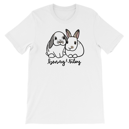 Benny and Riley Unisex T-Shirt