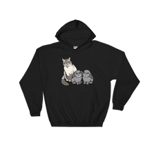 Moosey And Earl Grey Hooded Sweatshirt
