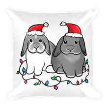 Millar And Quinn Holiday Square Pillow