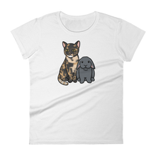 Nutmeg and Snoot Women's T-shirt