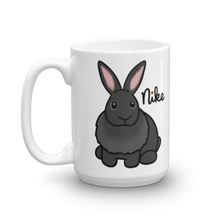 Nike the Black Bunny Mug