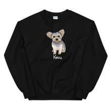 Kovu the Yorkiepoo Unisex Sweatshirt