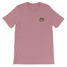 Red Panda Embroidered Unisex T-Shirt