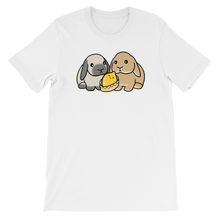 Lemon Baby and Bunny Unisex T-Shirt
