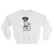 Pup Bupi and Bunny Cinci Sweatshirt