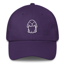 Bunny Lop Cotton Cap (multiple colors)