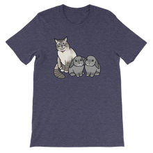 Moosey And Earl Grey Unisex T-Shirt