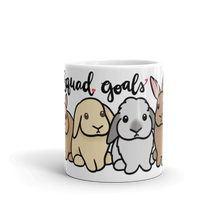 Squad Goals Four Friends Mug