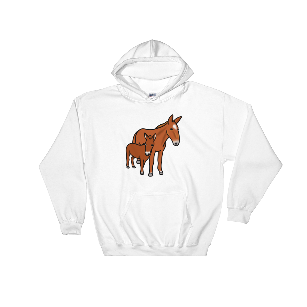 Sriracha And Frank Hooded Sweatshirt