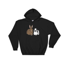 Otis And Abby Hooded Sweatshirt