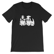 King Booger and Anubis Unisex T-Shirt