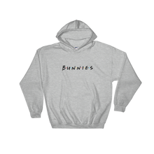 BUNNIES Hooded Sweatshirt (Light Colors)