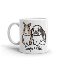 Sasja And Obi Mug