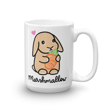 Marshmallow And Carrot Mug