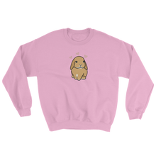 Hopping Butter with Hearts Sweatshirt