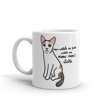 Latte the Kitty Mug