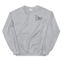 Bunny Mom Sweatshirt (Light Colors)
