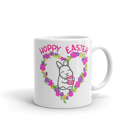 Hoppy Easter Uppy Ear Mug
