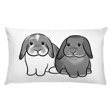 Millar And Quinn Rectangular Pillow