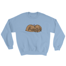 Two Loafing Lops Sweatshirt