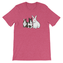 Benji Bella and Nola Unisex T-Shirt
