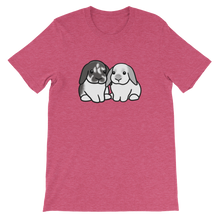 Two Lops Sitting Unisex T-Shirt