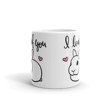 Hotot I Loaf You Mug