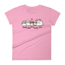 Squad with Names Women's T-shirt