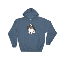 Sophie The Lop (Center) Hooded Sweatshirt