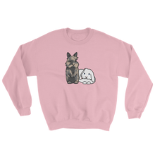Kia and Leo Sweatshirt