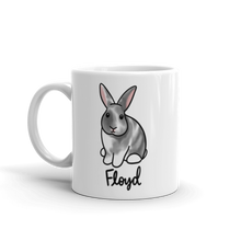 Floyd the Harlequin Mug