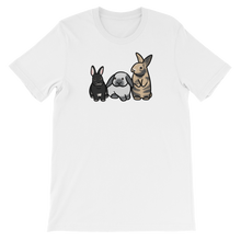 Dwarf Lop And Bunny Unisex T-Shirt
