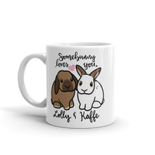 Lolly and Kaffe Mug