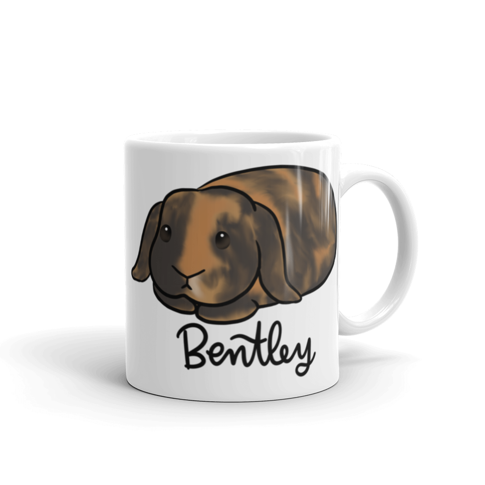 Bentley The Lop Mug