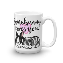 Somebunny Loves You Mug (Dutch x Lop)
