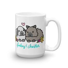 Finley and Chester Mug