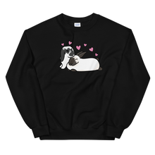Lop And Sable Point Unisex Sweatshirt